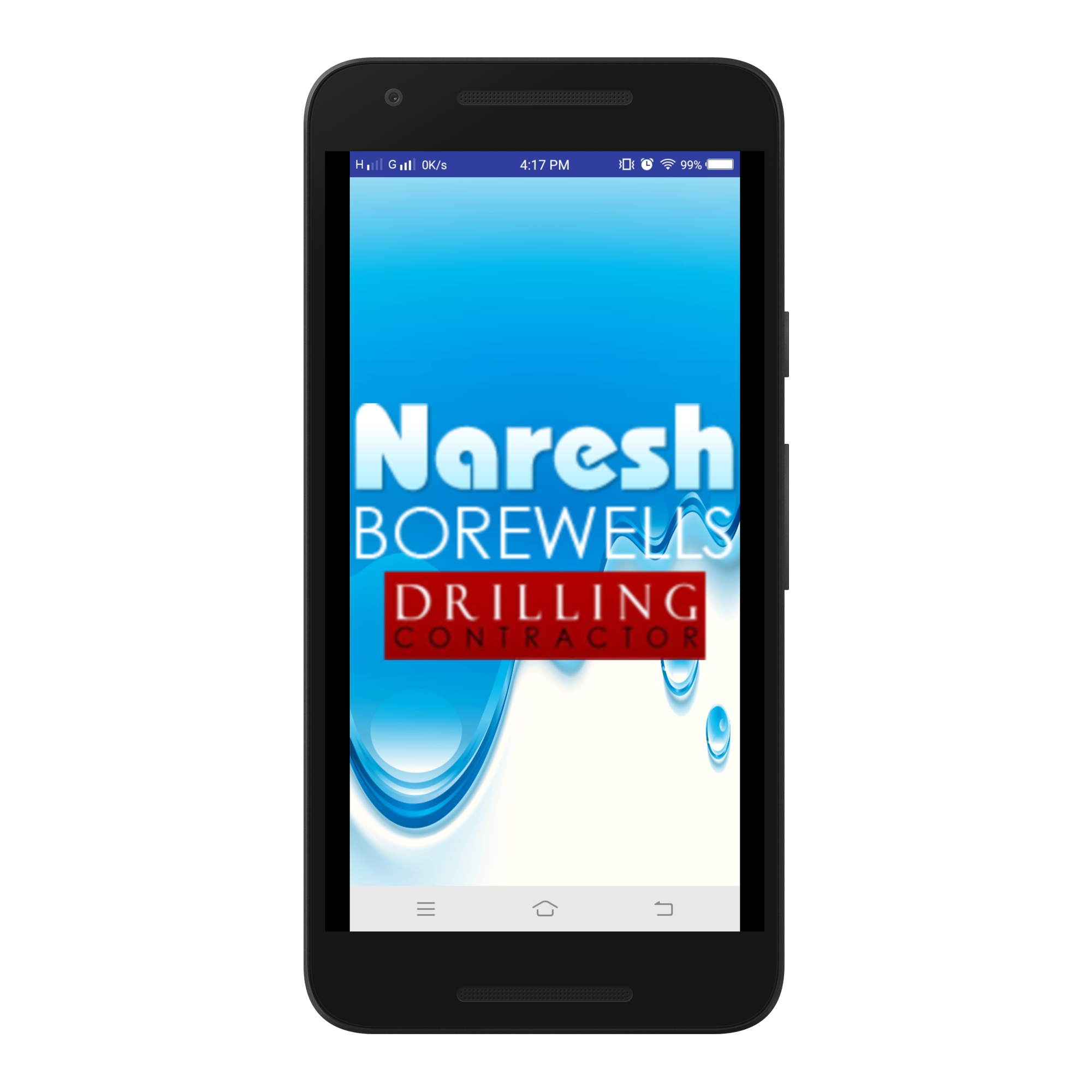 Naresh Borewell App Check on Playstore